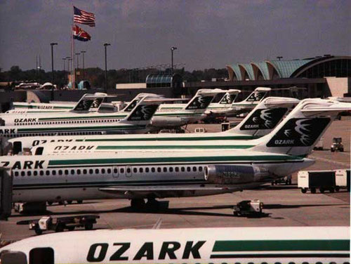 Courtesy: Ozark Air Lines?