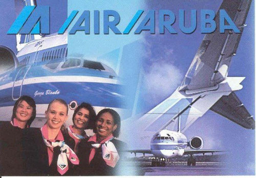 Courtesy: Air Aruba