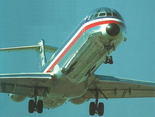 In den 1980/90ern bei American Airlines stark im Einsatz - die Super 80!/Courtesy: American Airlines