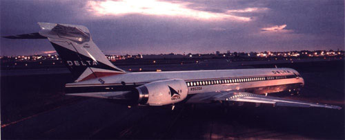 MD-90 von Delta Air Lines/Courtesy: McDonnell Douglas