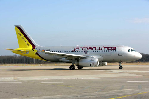 Airbus A319/Courtesy: germanwings