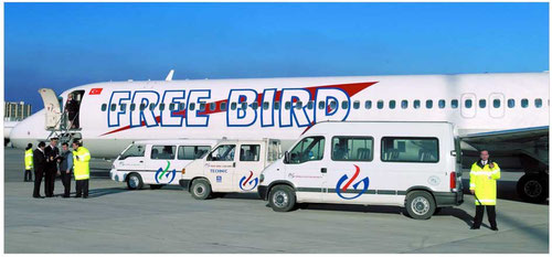 Courtesy: Free Bird Airlines