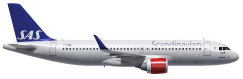 A320neo/Courtesy: SAS