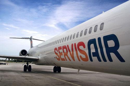 Courtesy: Servis Air