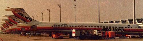 Douglas-Flair!/Courtesy: Aero Lloyd