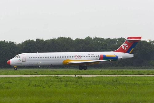 DAT setzt ihre Flugzeuge oft für andere Unternehmen ein/Courtesy: David van Maaren