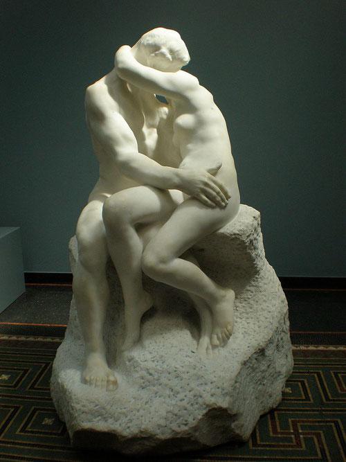 Auguste Rodin, Der Kuss
