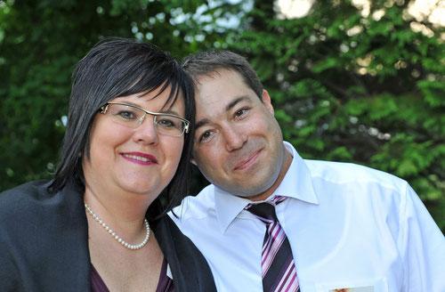 Daniel und Pia Kiefer-Vogel