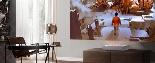 Samsung Laser TV LSP9 Filmmaker Mode  beamer-freund.de