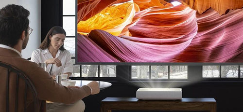 Samsung Laser TV LSP9  beamer-freund.de