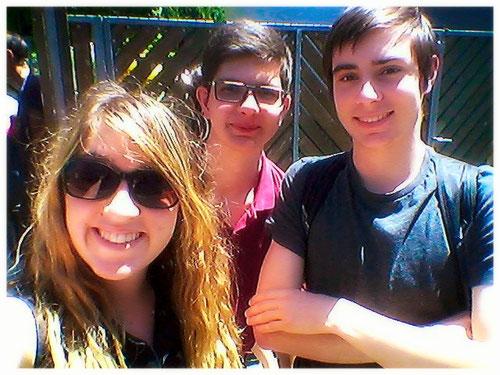 Lisa, Edouard, Jean