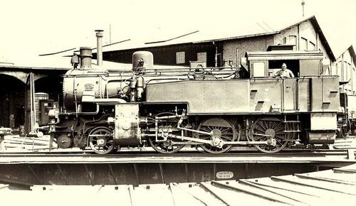 Preußische T12 als HBE-Lok 53
