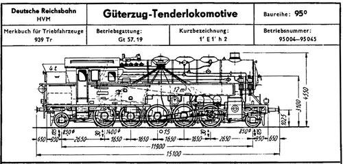 95-001-45, ehemals preußische T20