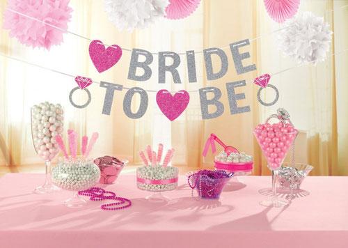 Letterslinger Bride to be € 5,95 365 cm