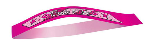 Sjerp Bride to be roze € 5,25
