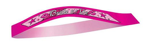 Sjerp Bride to be roze € 5,25