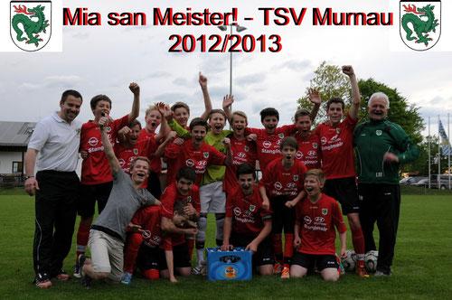 Vier Spieltage vor Saisonende feiern unsere Jungsdrachen der U15 den Aufstieg die Kreisklasse!