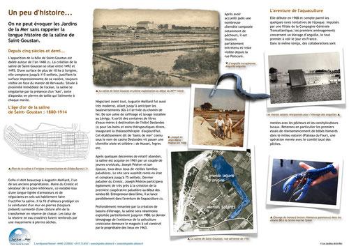 La saline de Saint-Goustan et son histoire