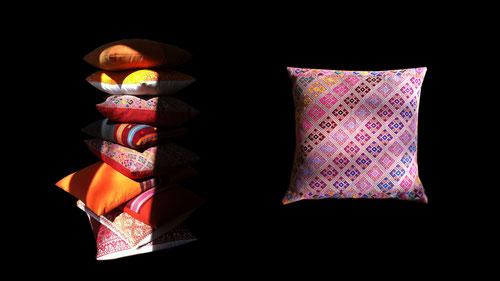 STOFFE KOLLEKTION MAYA, MEXIKO, Atelier für Architektur und Design, Brigitte Gattringer