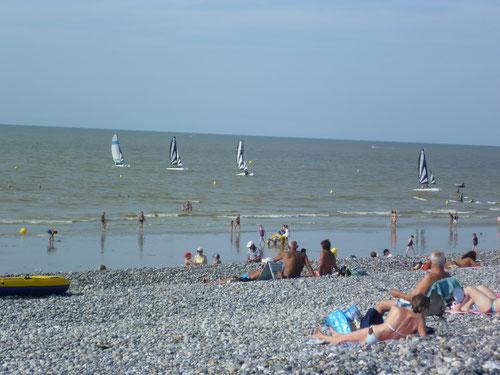 plage de Cayeux-sur-mer