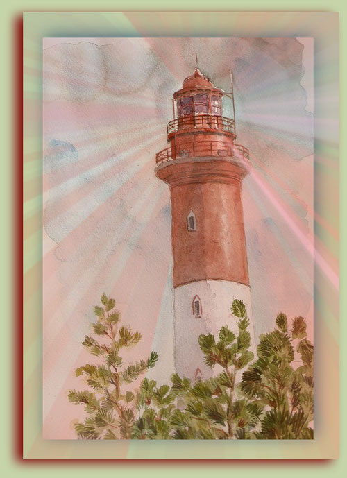 phare de Brighton les pins