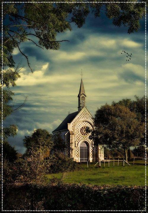 Chapel  Saint-Valery-sur-somme   12km of Cayeux