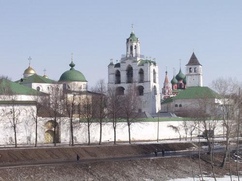 Ярославский музей-заповедник (фото с сайта http://www.museum.ru)