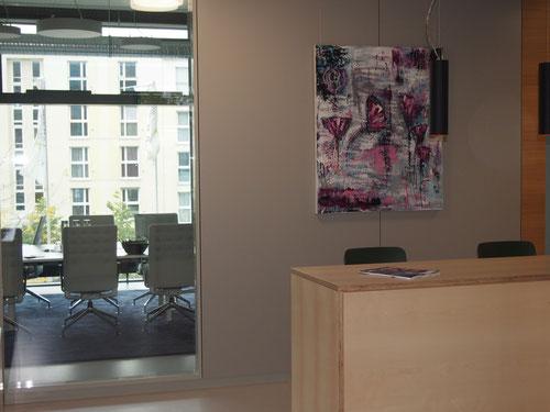 Kunst im Büro - Linda Ferrante