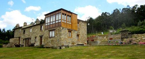 Unterkunft im Surfurlaub in Galicien