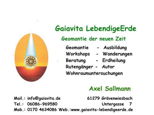 Ausbildung zum Rutengänger - Geomantie der neuen Zeit