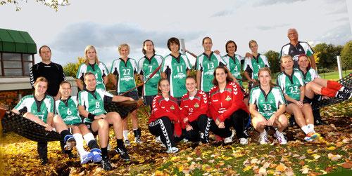1. Damen - Saison 2012/2013