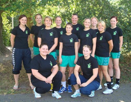 2. Damen Saison 2012/2013
