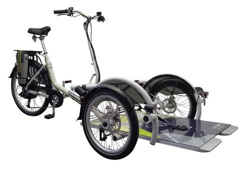 Van Raam Velo Plus 2 Rollstuhlfahrrad / Rollfiets