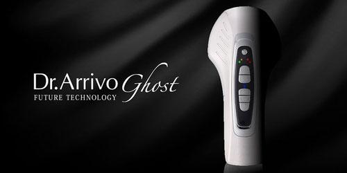 お首のリフトアップポレーション:ドクターアリーヴォ ゴースト