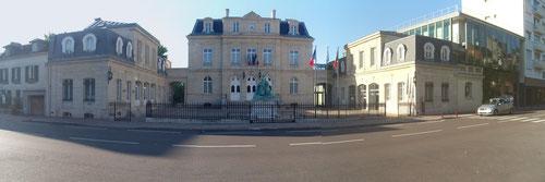 Mairie de Sceaux aujourd'hui