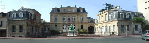 Mairie de Sceaux avant 2004
