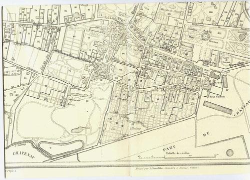 Plan de Troufillot - 1883