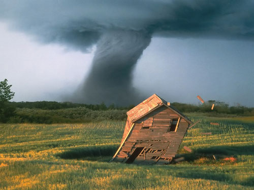 Click on the picture to learn more about tornadoes