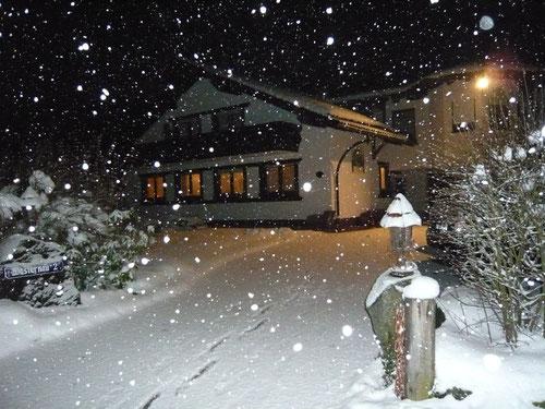 Einfahrt/Schnee