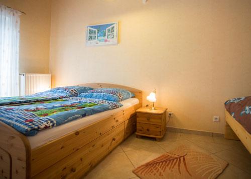 3 Bett - Zimmer