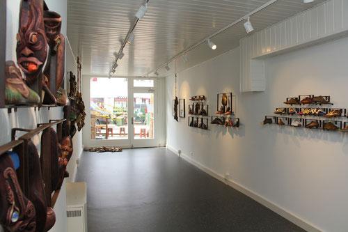Showroom Innen (3m x 10.5m)