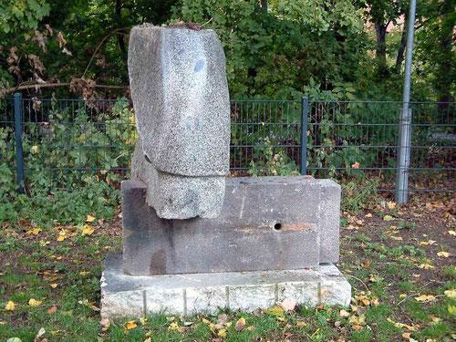 Josef Andrle Kopf Granit