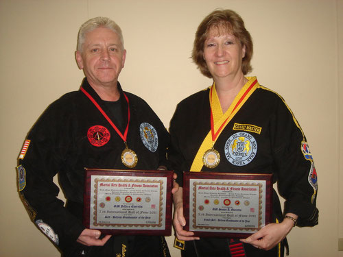 GM Jeffrey & Susan Everetts / USA
