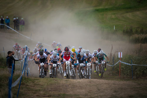 Start U23 XC Worldcup Hafjell