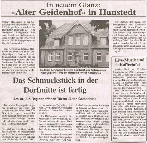 Nordheide Wochenblatt 08.06.1995