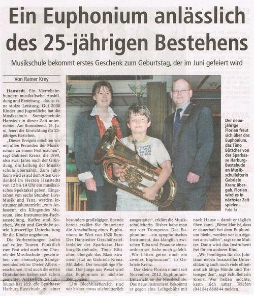 Winsener Anzeiger 24.05.2013