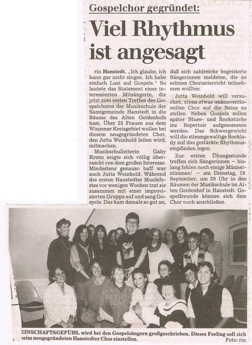 Winsener Anzeiger 16.09.1995