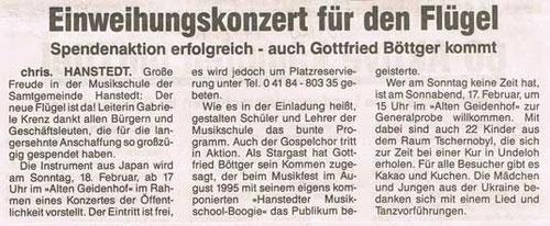 Nordheide Wochenblatt 14.02.1996