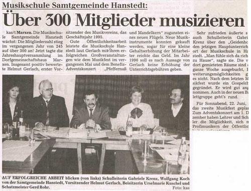 Winsener Anzeiger 11.05.1996