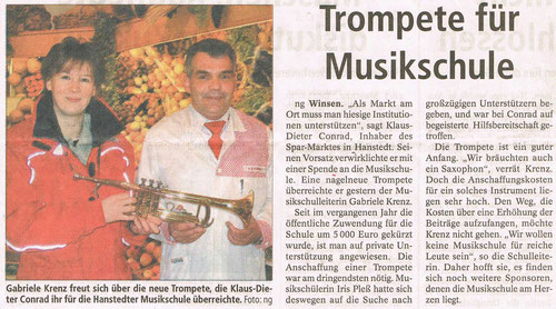 Winsener Anzeiger 10.02.2005